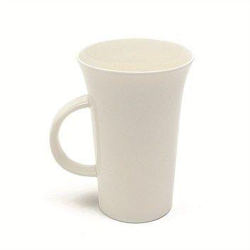 White Mugs - Dining & Entertaining - Briscoes - Maxwell & Williams Medium Flared Mug 300ml