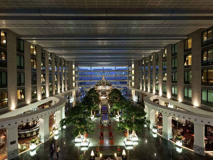 NOVOTEL SUVARNABHUMI AIRPORT: Touch down in 4-star comfort at Novotel Bangkok Suvarnabhumi Airport hotel, a 5-minute covered walk or free…
