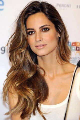 ecaille hair brunette - Google Search