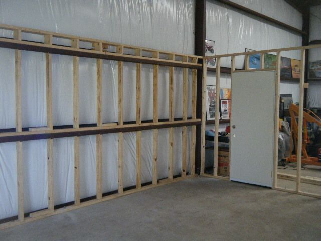 Finishing A Metal Building Interior   What Works And What To Stay Away From    The