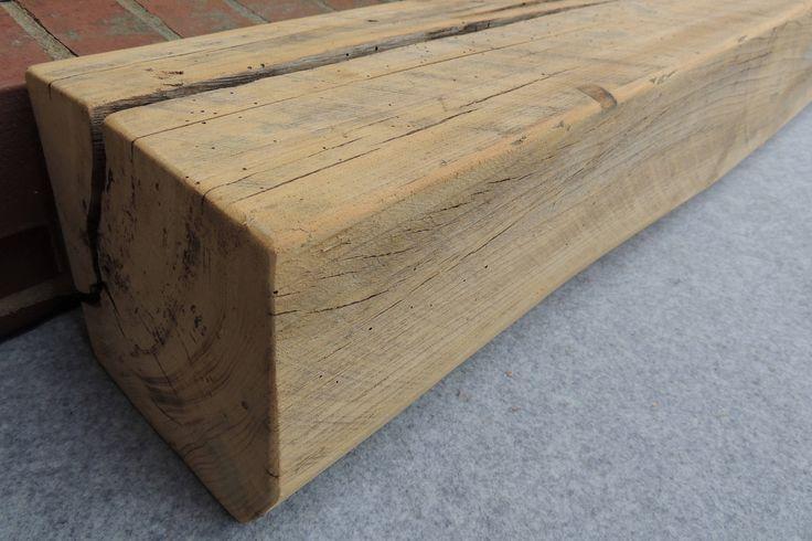 Best 25 Reclaimed Wood Mantle Ideas On Pinterest Wood