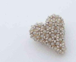 bluepearls Perlen: Herz ist Trumpf