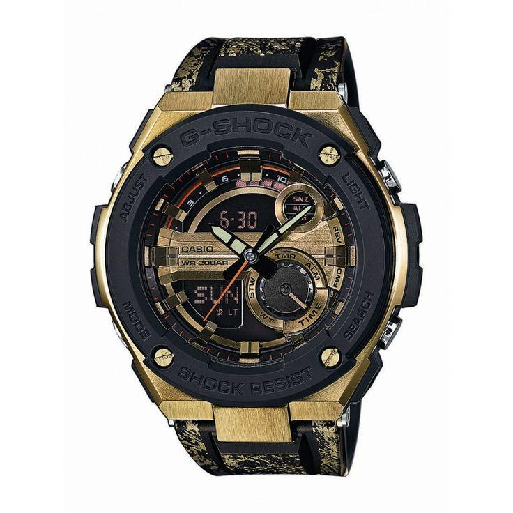 CASIO G-Shock Style Series GST-200CP -9AER na www.timetrend.pl #zegarek #zegarki #gshock #g-shock #timetrend