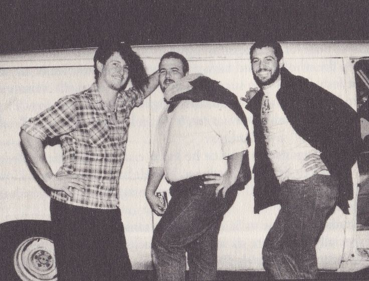 'Me and Mike Watt': The Friendship at the Core of the Minutemen | The Urchin Movement