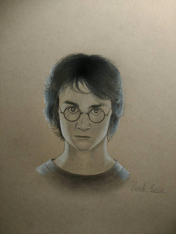 Harry Potter by Noah Bissi