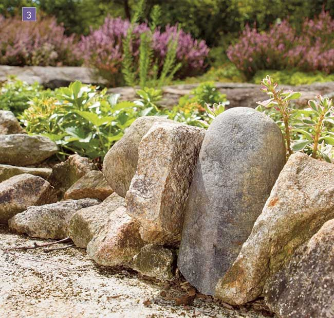 Oltre 25 fantastiche idee su progettare il giardino su - Creare giardino roccioso ...