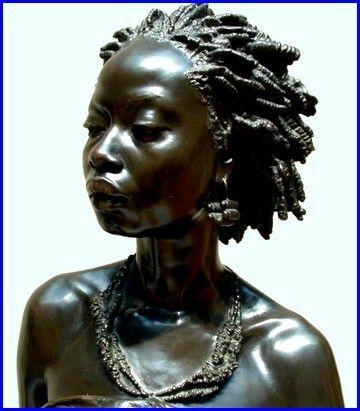 Venus Africaine, Charles Cordier 1851