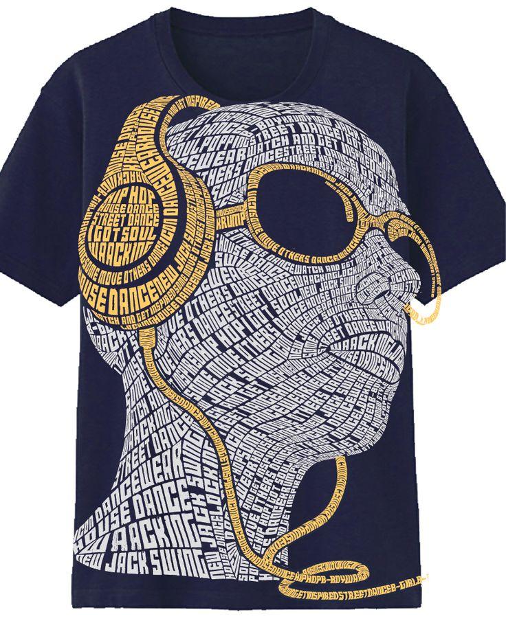 T-Shirt by stormyfuego. music. headphones. #tshirt http://www.pinterest.com/TheHitman14/the-t-shirt-%2B/