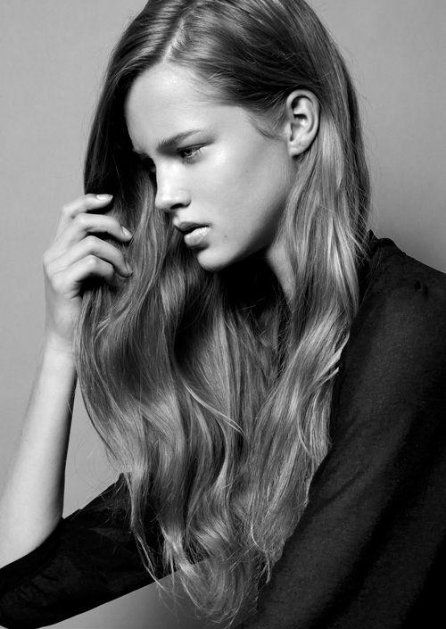nathalieodette:  Julia at Fresh Model Management for personal...