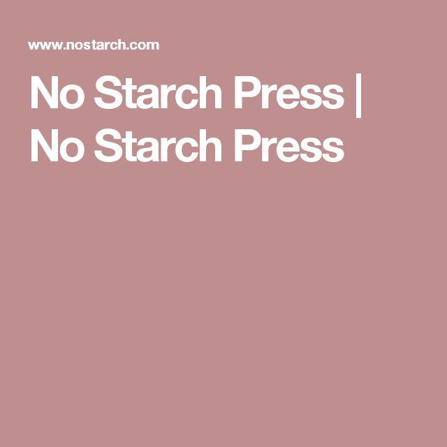 No Starch Press | No Starch Press