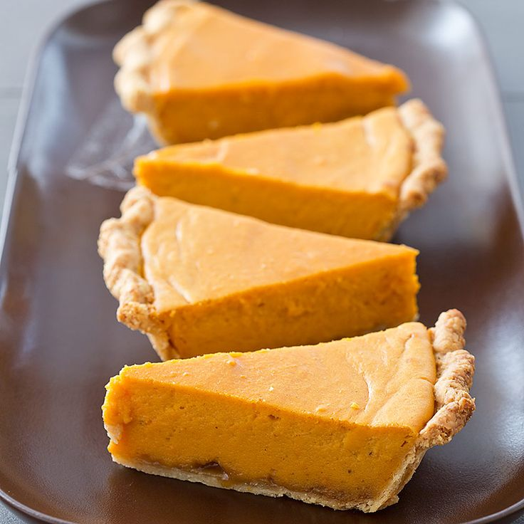 Pumpkin Sweet Potato Pie America S Test Kitchen
