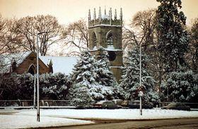Rossington - St Michaels Chruch, Old Rossington © Chris Watson