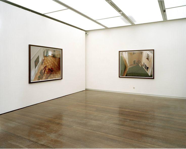 Exhibition view: Museum der Moderne Salzburg, Austria, 2006