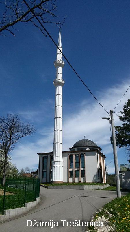 Mosque Treštenica, Bosnia