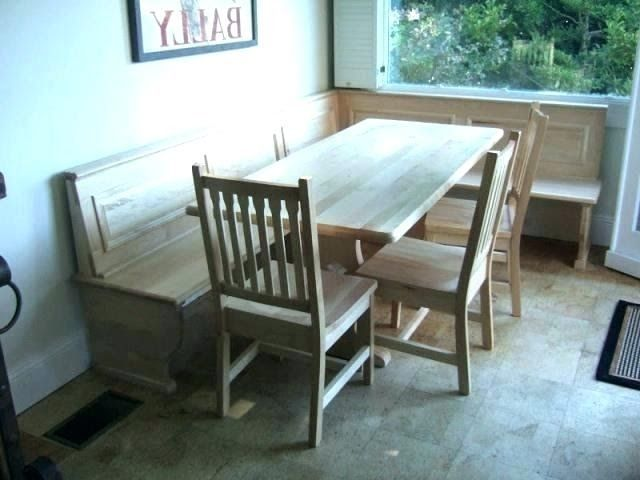 Table With Bench Seat Qingmao Co Dining Rooms Table Chair Bench Grey Set Glamorous Room In 2020 Corner Bench Kitchen Table Kitchen Table Bench Corner Kitchen Tables