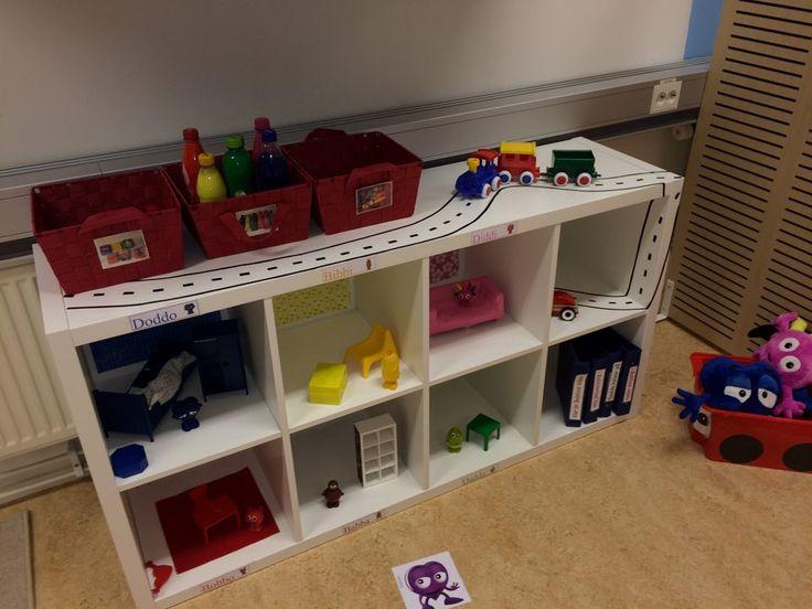 Specialpedagogik i förskolan: Vårt Babblarrum