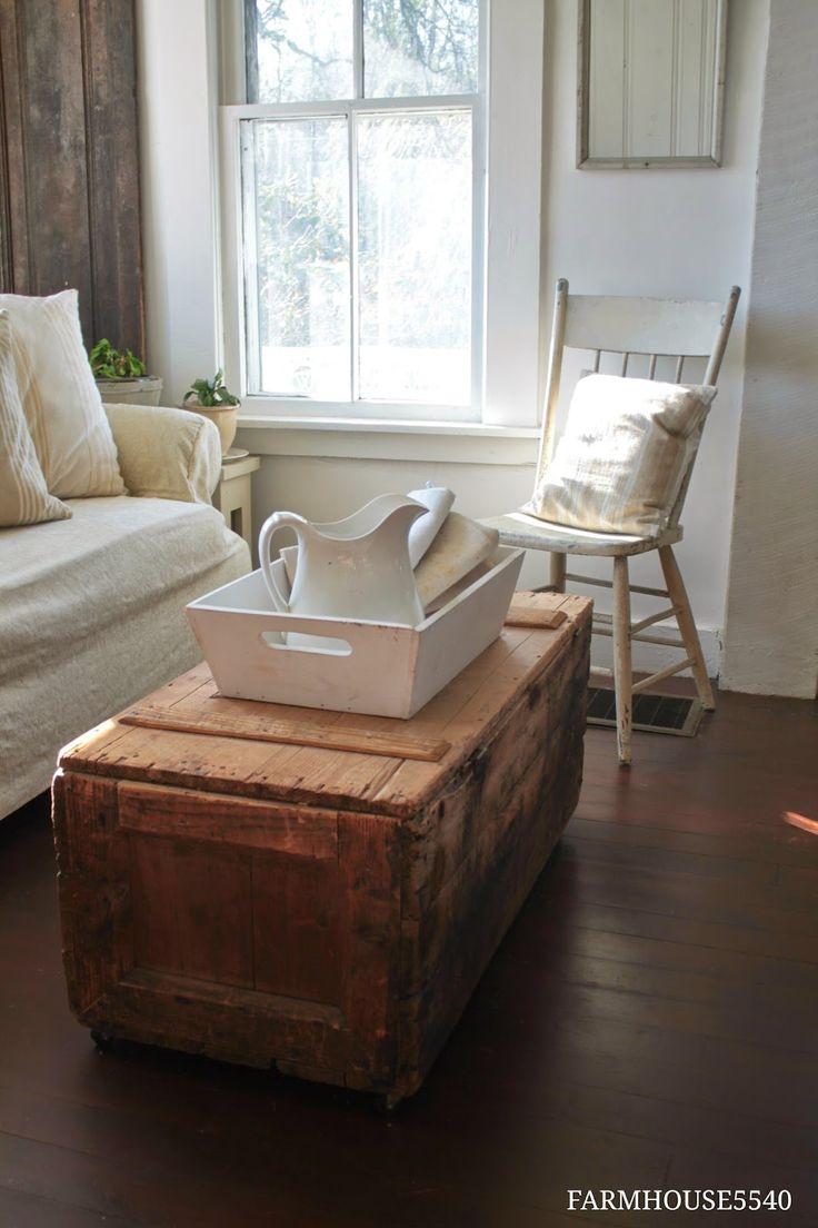 Use my white bin for display with pitchers.  FARMHOUSE 5540: Farmhouse Friday ~ Farmhouse Storage