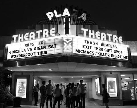 Americas movie theaters summary