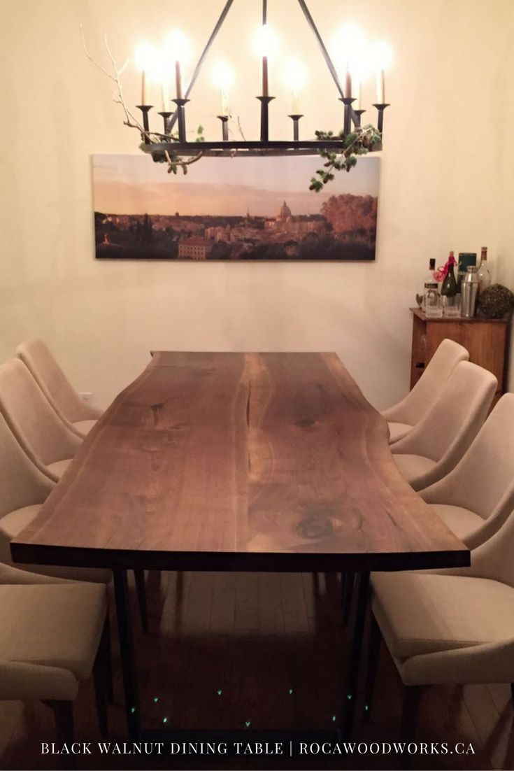 72 best Custom Dining Tables images on Pinterest