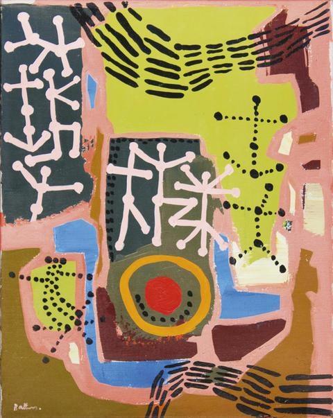 Walter Battiss South African artist