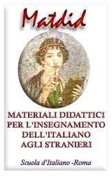 Ανώμαλα ρήματα -Presente indicativo irregolare - materiali didattici di Scuola d'Italiano Roma a cura di Roberto Tartaglione