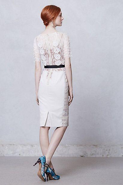 Rookie classic white dress