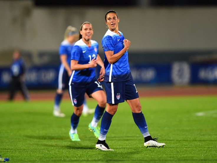 Photo Gallery Wnt Scores 2 1 Comeback Win Against Norway