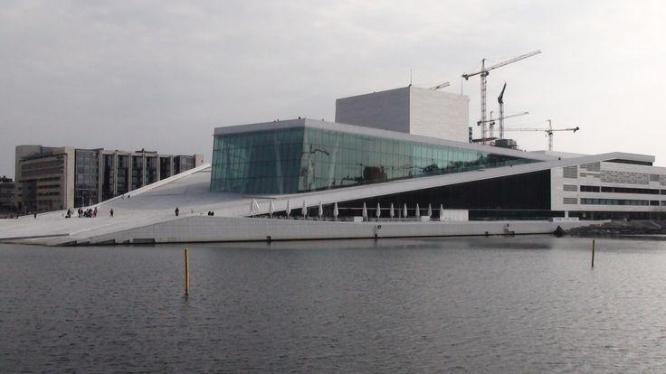 Operaen,Oslo,Norway