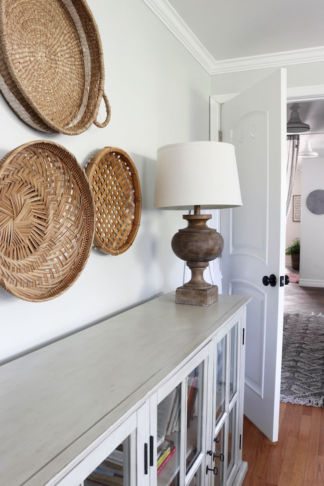 New bedroom paint color seagull gray by behr