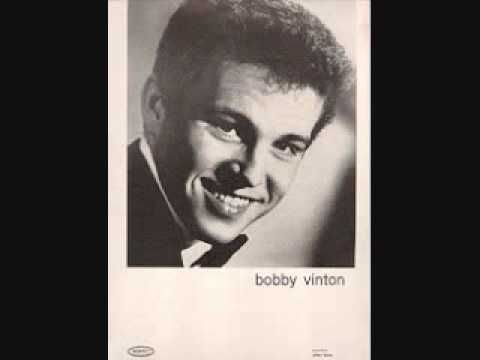 Bobby Vinton - My Special Angel (1963)  I saw him in Branson.  It was my birthday and he sang this song to me.
