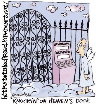 Information Technology - funny cartoons