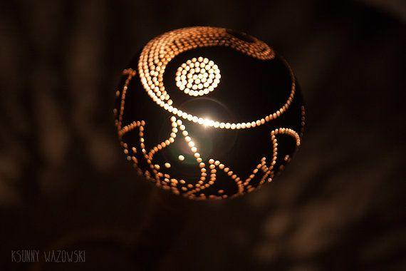 Nightlight Big Yin-Yang от ksunnywazowski на Etsy