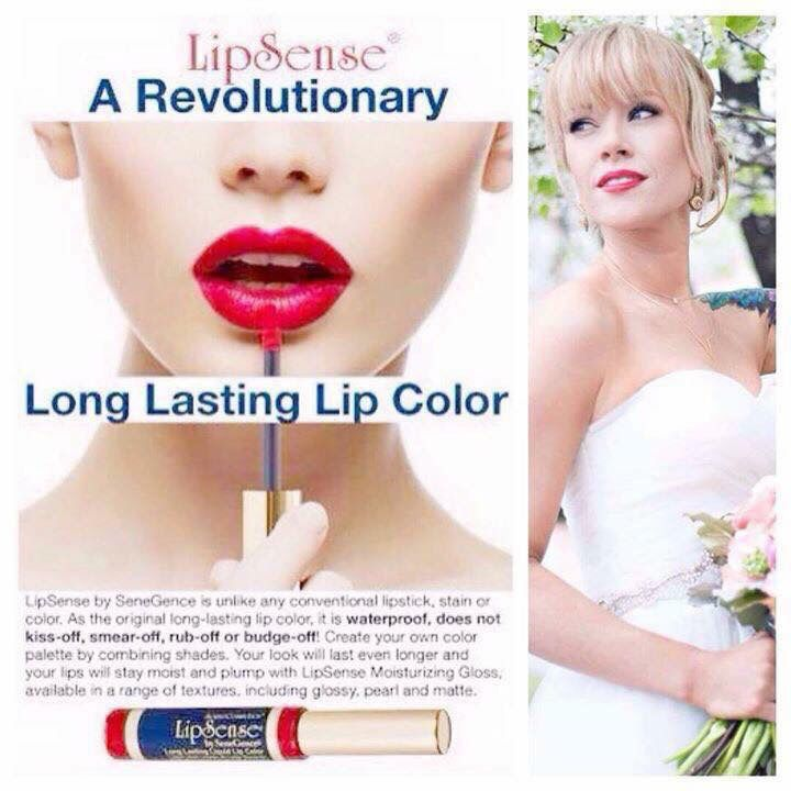 I Found Out About Lipsense While Researching For My Daughter S Wedding Fell In Love With The Product