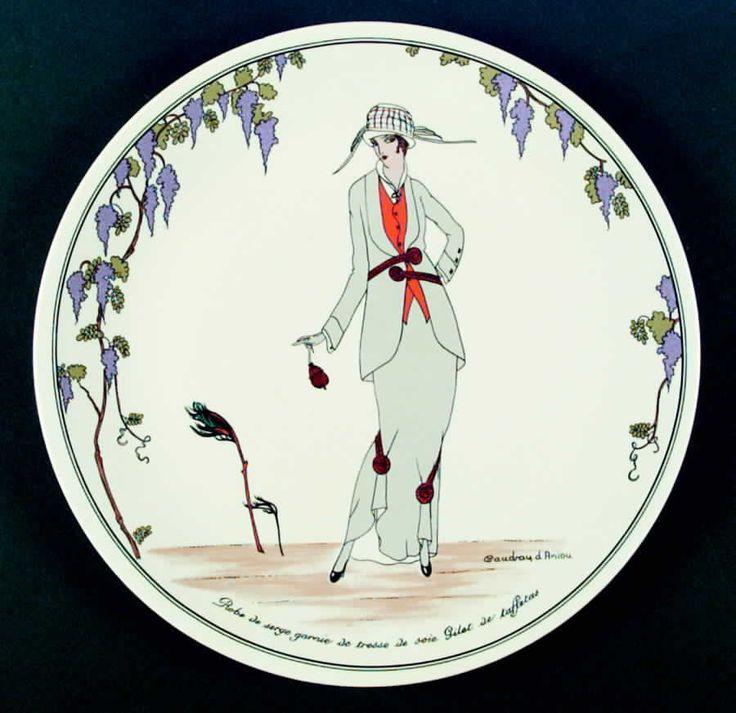 Villeroy & Boch DESIGN 1900 Dinner Plate 4693721 #VilleroyBoch