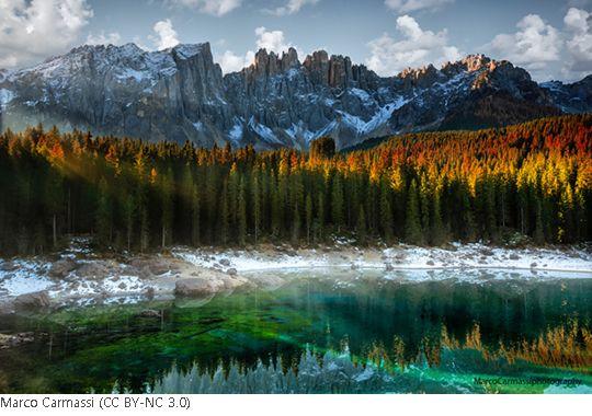 이탈리아 북부 노바 레반테에 있는 카레자(혹은 카레차) 호수다. 저수량에 따라 다르지만, 최대 깊이가 20미터가 되지 않으며 길이는 300미터 폭은 130미터 ...