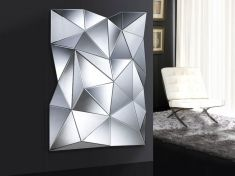 Moderne Kristallspiegel : Modell ARTICO IRREGULAR
