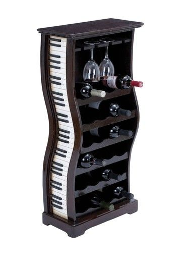 183 best images about wine cellar inspiration on pinterest for Music themed furniture