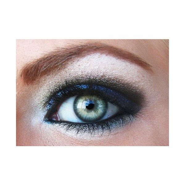 Learn About the Origins of Green Eyes ❤ liked on Polyvore featuring eyes and green eye