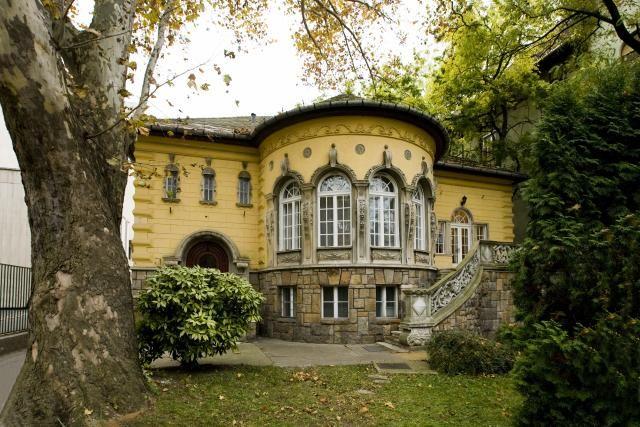 Ádám villa-Budapest