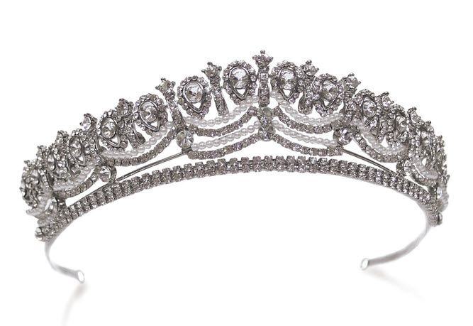 Queen Mary's Tiaras | Queen-Mary-Freshwater-Pearl-Crystal-Tiara-C-L.jpg