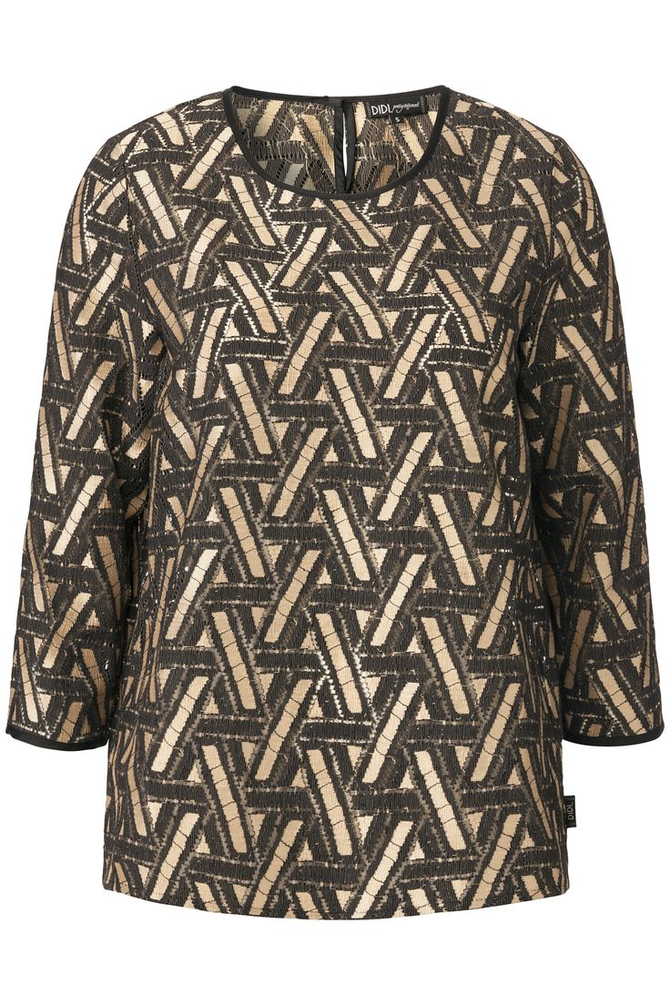 Roaring Seventeen | Party  | Collection | Blouse | Black & Gold