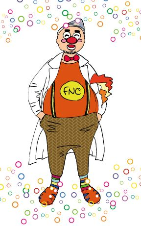 Parola di clown: Dottor Click