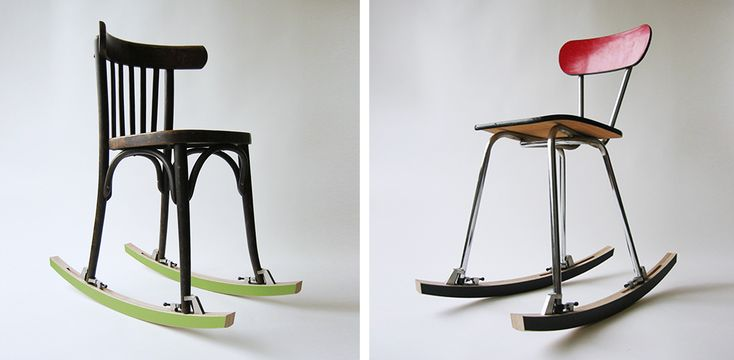 convert chair into rocker 3