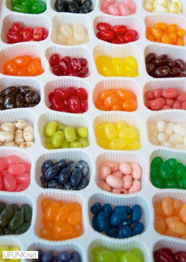 [Review] 45 parfums de bonbons Jelly Belly à goûter !