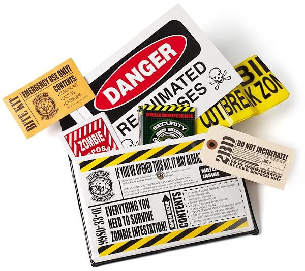 Best 25 Zombie Survival Kits Ideas Only On Pinterest