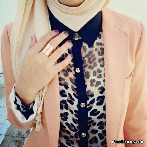 Simple hijabista