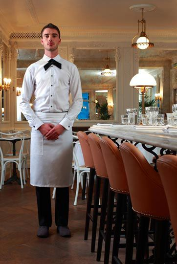 Brasserie Male Waiting Staff