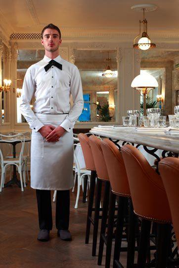 О брайнс на королева фото официанты