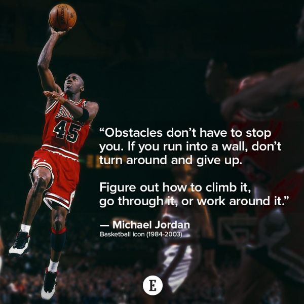 40 Motivational Quotes From Legends In Sports Sports Pinterest Inspiration Famous Athlete Quotes