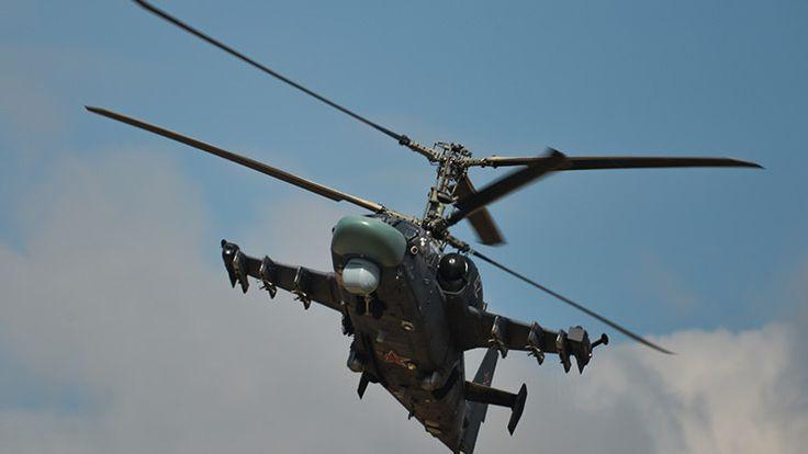 Video: El helicóptero ruso Alligator, grabado por primera vez durante un vuelo…